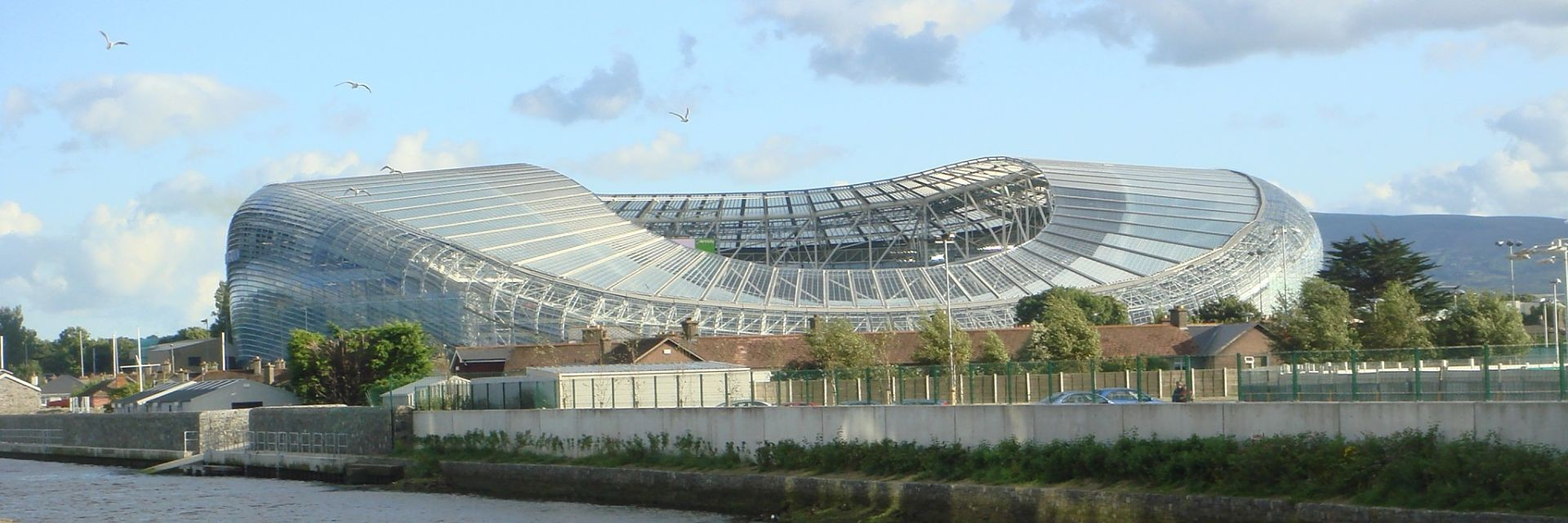 Aviva Stadium - Meeting 2016